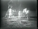 Apollo 11 Part 30 CBS News Coverage of The Moon Walk