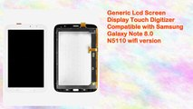 Generic Lcd Screen Display Touch Digitizer Compatible with Samsung Galaxy