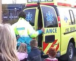 How many kids will fit into an Ambulance?