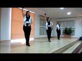 """Baile de Flamenco 01 - Ballet Al Andalus - """"La Boda De Luis Alfonso.Preludio"""""""