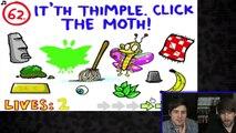 SMOSH STUMPED BY IMPOSSIBLE QUIZ - PART 2 (Gametime w/Smosh Games)