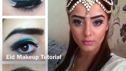 Very Easy  Eid Makeup Tutorial