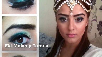Easy Eid Makeup Tutorial