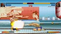 Super Street Fighter II Turbo HD Remix - XBLA - xISOmaniac (Dhalsim) VS. Mo0n m4n (Sagat)