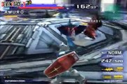 Gundam vs Zeta Gundam PS2 Amuro [RX-78-2] vs Scirocco [PMX-003 The O]