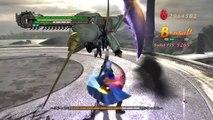 Devil May Cry 4 Special Edition: Credo Angelo (DMD) vs Nero