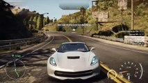 Need for Speed Rivals PS4 - Corvette Stingray - NFS Português