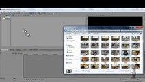 Sony Vegas Pro 10, 9, 8 and 7 Basics Training Tutorial