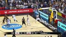 Danilo Gallinari forces OT | Italy vs. Germany | EuroBasket 2015