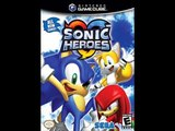 Sonic Heroes (Ocean Palace) ♫ (HQ) 2004 (PS2, NGC, Xbox, PSN, PC)