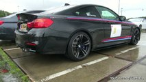 BMW M4 F82 with Full M Performance Exhaust - LOUD REVS
