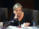 Marine Le Pen sur les OGM