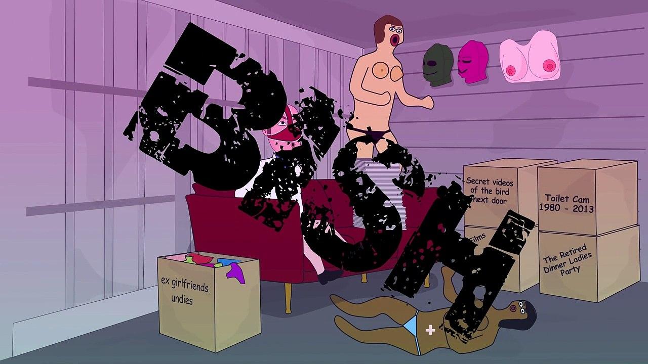 Heaven Bound, Family Guy, Cartoon Sex, Comedy Animation
