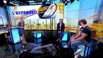 L'express sur Beinsports avec Vincent Parisi et Oumar Diaw