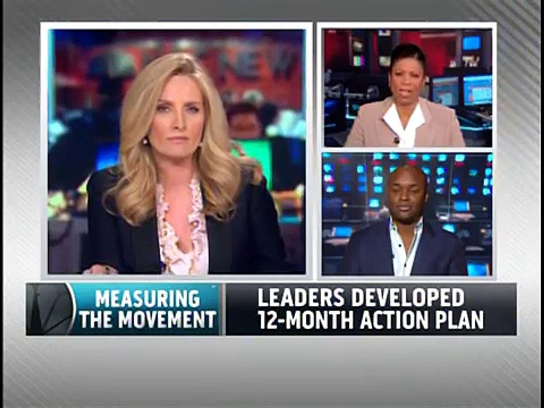 Edward Wyckoff Williams & Karen Hunter debate Education and The Black Agenda on MSNBC