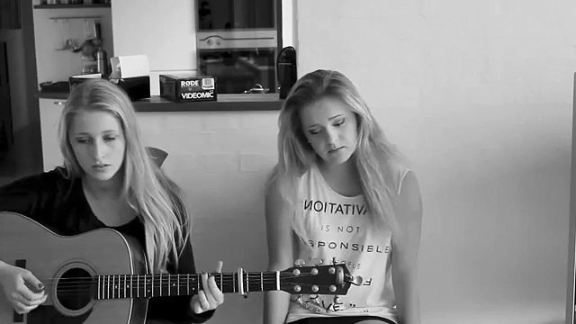 Can we dance - The Vamps (Cover by Maria & Freja)