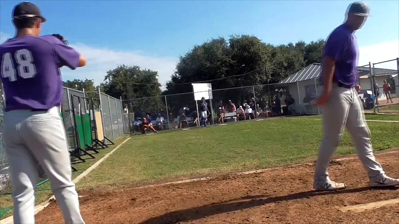 TX Baseball Junior College Showcase Recap