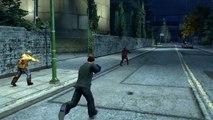Matando Zombies estilo Mega Man | Saints Row the third