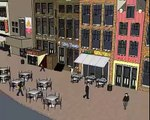 Grote Markt Groningen in 3D