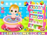 Beby Wash cartoon clothes cartoon games
