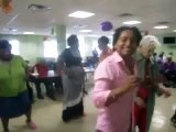 Salsa Dancing Cardio Exercises Senior Citizens NJ 973 273 7613 salsa aerobic dance steps for senior