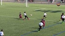 U 12 La Masia Player Scores Sensational Goal For Barcelona After Tricking Defender