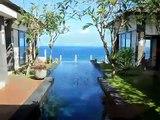 Bali villa for sale luxury 3 bedroom ocean front freehold beachfront property Asmara Nusa Dua