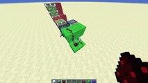 Minecraft: 3x3 Piston Door Tutorial (1.8+)