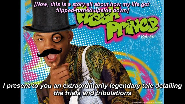 A Posh Breakdown of the Fresh Prince of Bel-Air