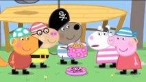 Peppa Pig English Episodes  - Peppa Pig 2015 - Pirate Treasure