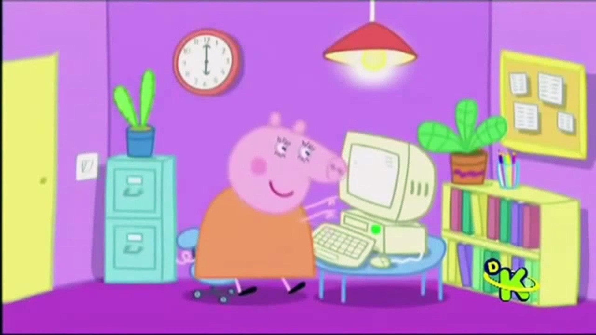 Ytpbr-Peppa pig e a queda de bosta.
