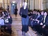 Défilé Agnès b.- Prêt-à-Porter Femme Automne/Hiver 2011/12 avec Sophie Marceau