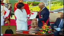 Portia Simpson-Miller Inaugural Address as Prime Minister of Jamaica 2012 Part 1 of 3