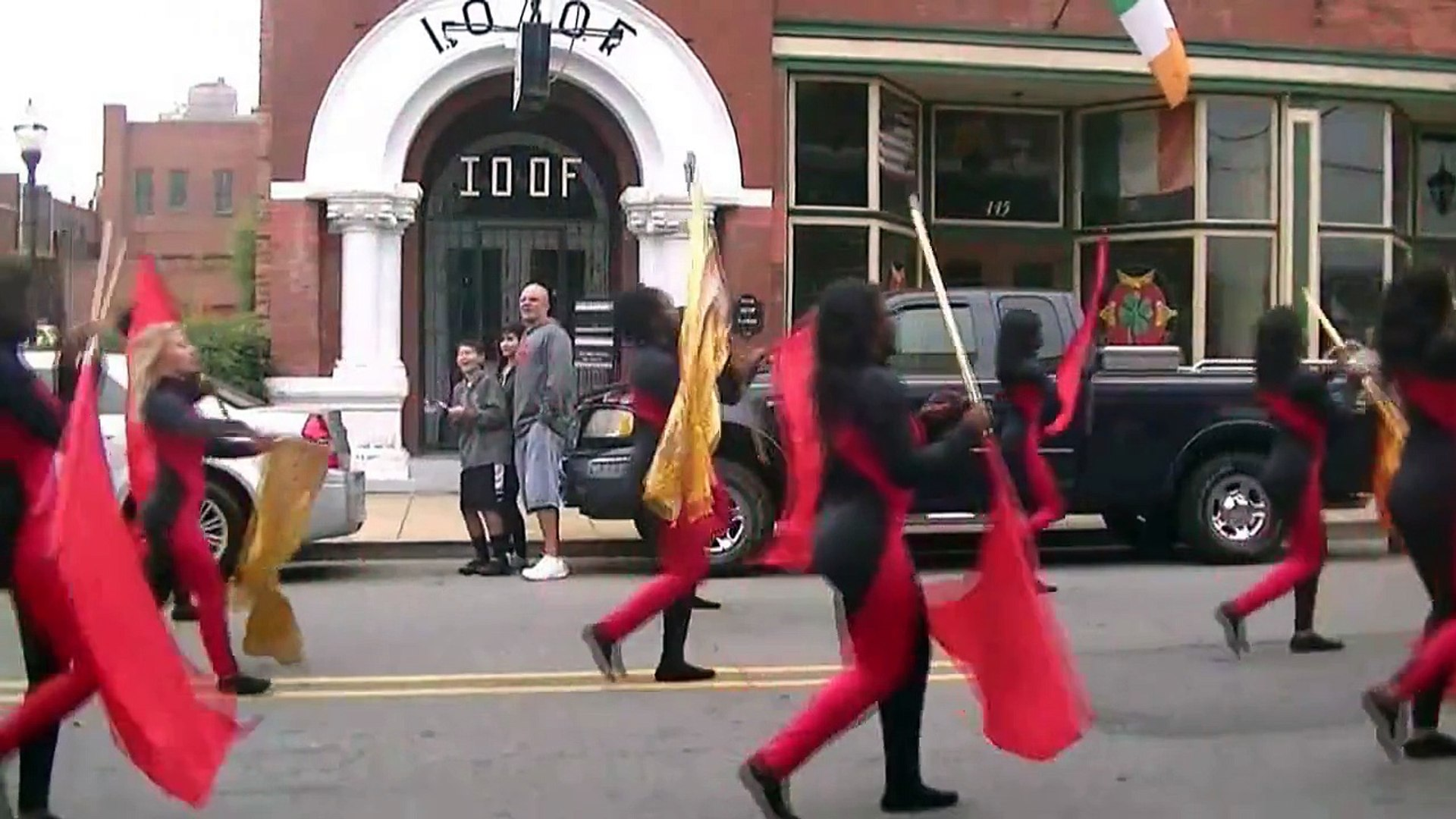 The 2014 Goldsboro Veterans Day Parade Part 3
