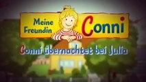 Meine Freundin Conni Folge 31 Conni übernachtet bei Juli ganze folgen Cartoon kika 001