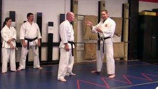 AEA Self defense Technique 4 Defense Against a Haymaker Punc