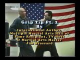 GM Jim Brassard Pressure Point Self Defense-2 Fighting Techniques Kenpo Karate