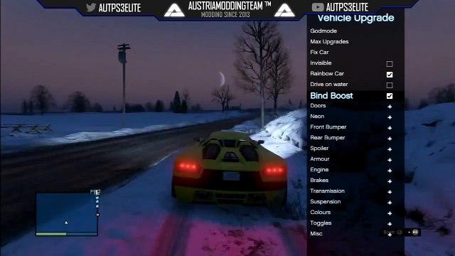 Ammco bus : Gta 5 mod menu 1 27 ps3 jailbreak