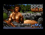 Dogs of War Intro + weapons screen (Amiga)