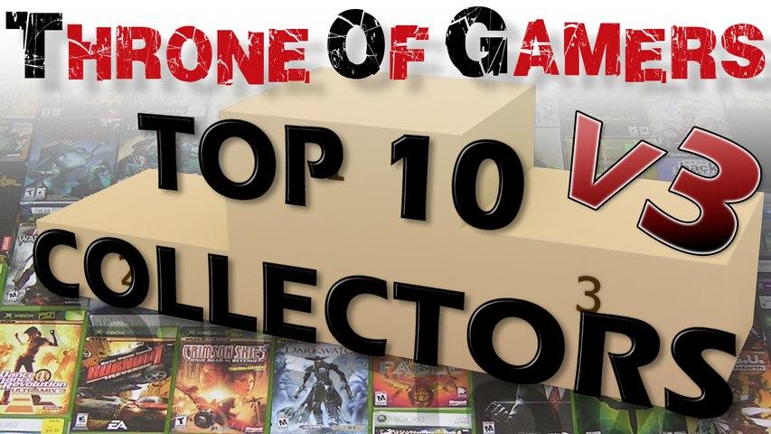 TOP 10 Collectionneurs: Des outsiders dans le classement !