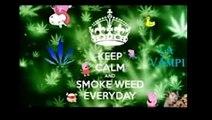 Weed Weed Weed Peppa pig  weed