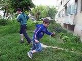 Team-eXtreme-Parkour  Satu Mare EvoLution of Free Runing