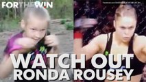 Watch out Ronda Rousey