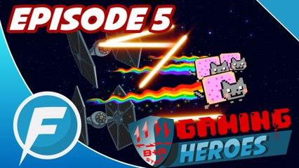Gaming Heroes 1x05 - Vers l'étoile du trou noir