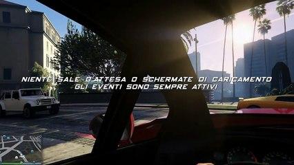 L'aggiornamento eventi Freemode di GTA Online arriva il 15 settembre