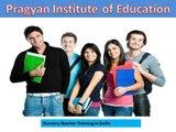 Nursery Teacher Training Courses in Delhi, NPTT Courses in Delhi