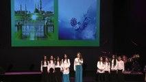 Al Mawlid Annabaoui 2014,Dandachi et groupe de filles -Zaharrates - Jeunesse Bel Agir