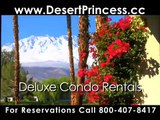 Palm Springs vacation rentals Desert Princess Country Club