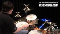 "Paiste 22"" Signature Blue Bell Ride Cymbal (4005522-1050213Z)"