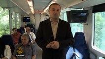 Promoviran savremeni voz na liniji Sarajevo - Mostar - Al Jazeera Balkans